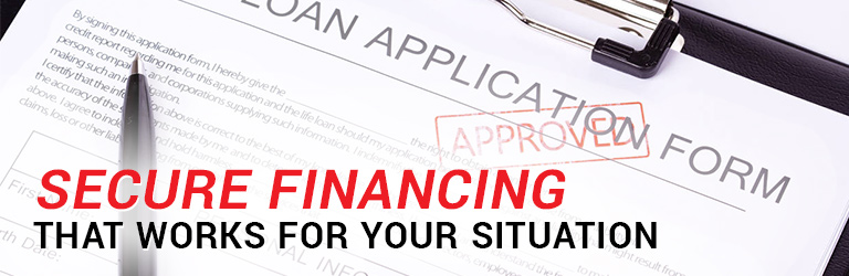 Good & Bad Credit Financing