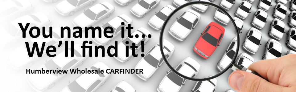 Used Car Finder